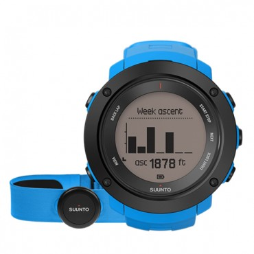 Купить часы Suunto Ambit 3 vertical blue HR