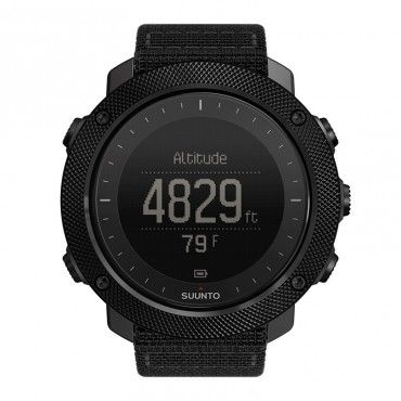 Suunto  часы Traverse Alpha stealth