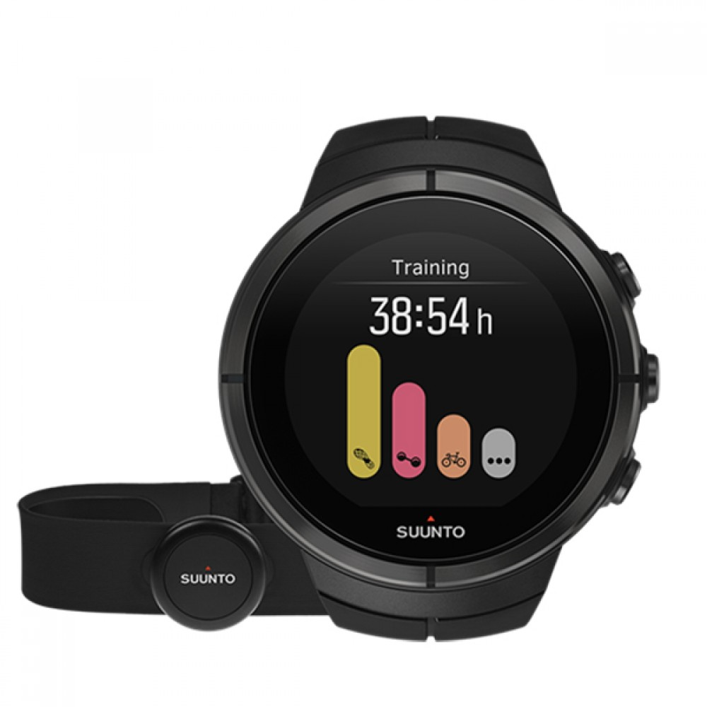 Купить часы Suunto Spartan Ultra All black titan (HR)