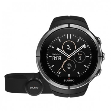 Часы Suunto Spartan Ultra black (HR)
