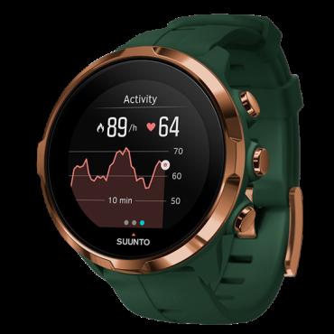 Часы Suunto Spartan Sport Wrist HR Forest