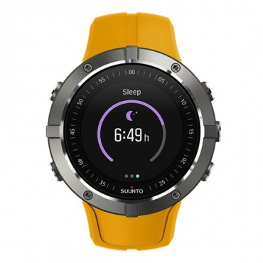 Часы Suunto Spartan Trainer Wrist HR Amber