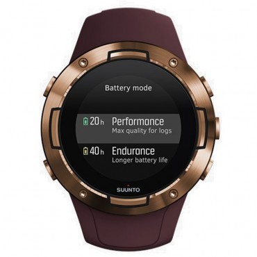 Часы Suunto 5 Gen1 burgundy copper