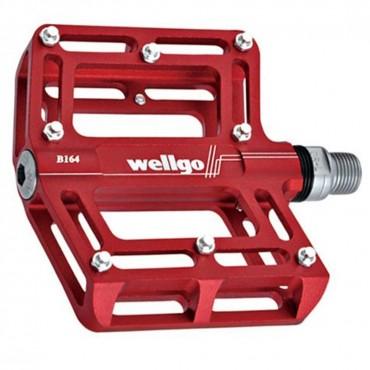 Педали Wellgo Platform alum.