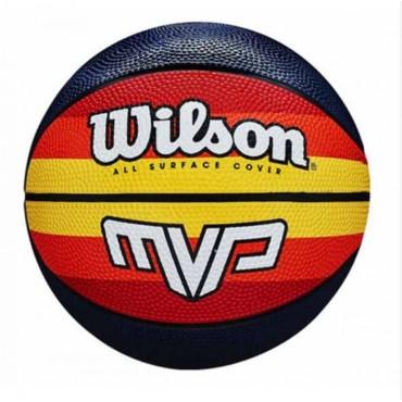 Мяч баскетбольный Wilson MVP Mini Retro
