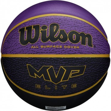 Мяч баскетбольный Wilson MVP Elite