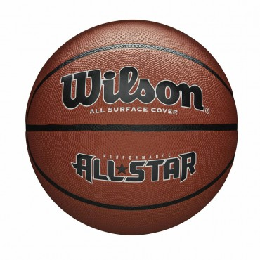 Мяч баскетбольный Wilson New Performance All Star