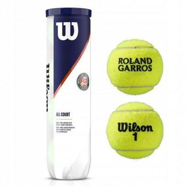 Мячи теннисные Wilson RG AC x4 - (18б)