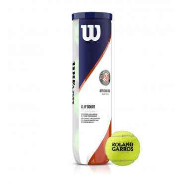 Мячи теннисные Wilson RG Clay x4