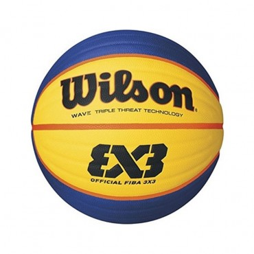 Мяч баскетбольный Wilson Fiba 3x3 Replica RBR
