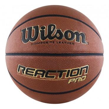 Мяч баскетбольный Wilson Reaction Pro