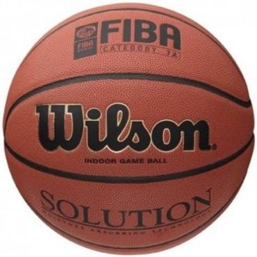 Мяч баскетболный Wilson Solution FIBA