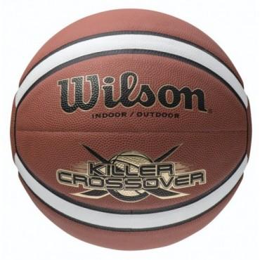 Мяч баскетбольный Wilson Killer Crossover Sponge