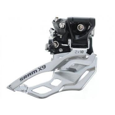 Переключатель передний Sram X9 2X10 High Clamp 34.9 Dual Pull