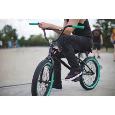 BMX велосипед DK Helio Black Mint 2015