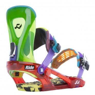 Сноубордические крепления Ride KX 13-14