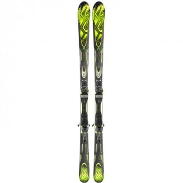 Горные лыжи K2 AMP Charger Marker MX 14.0 10-11