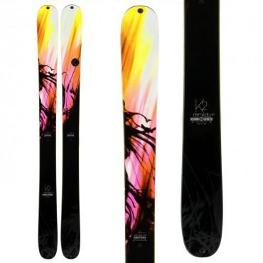 Горные лыжи K2 Remedy 117 13-14