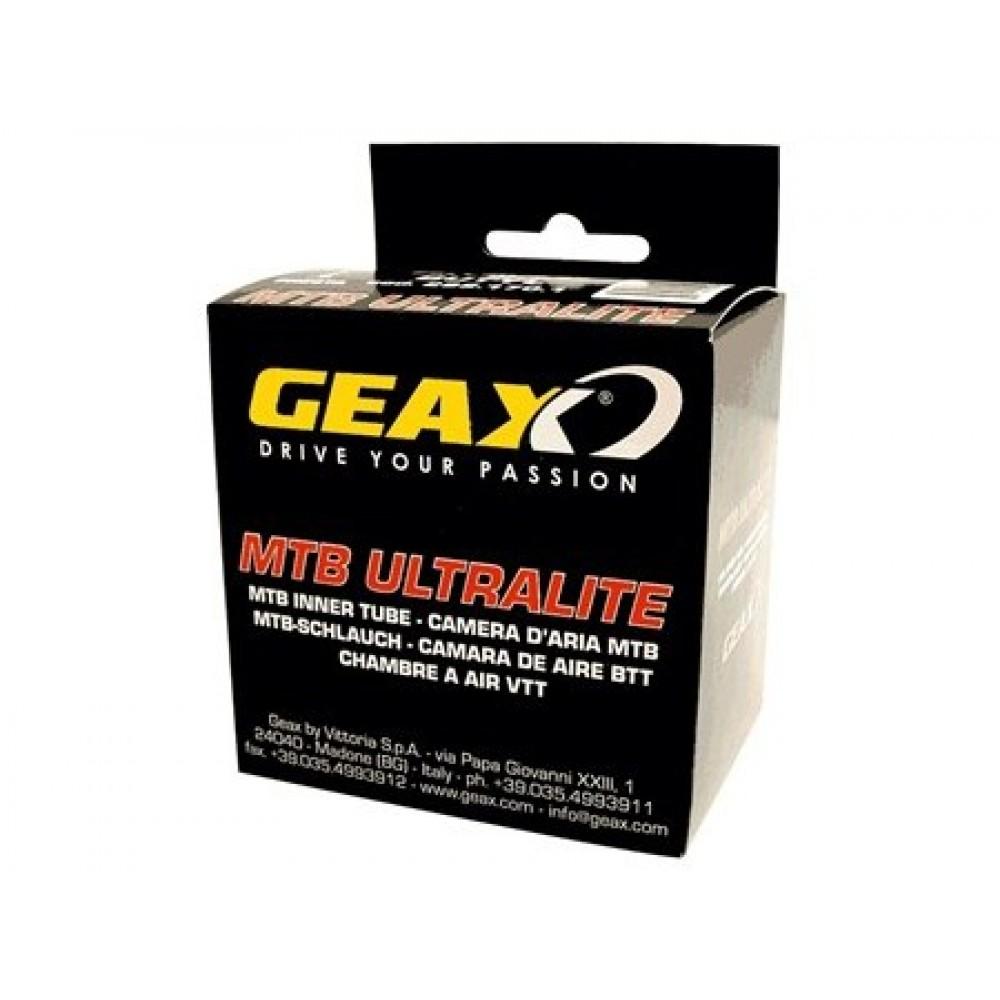 Камера Geax MTB Ultralite 26x1.1/1.5 Presta