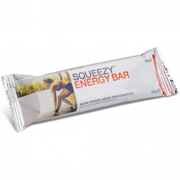 Батончик Squeezy Energy Bar 50g