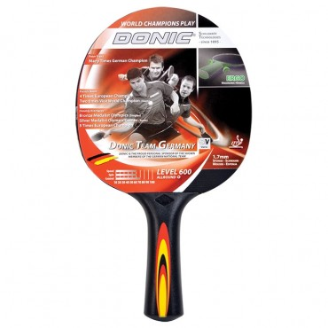 Ракетка для настольного тенниса Donic Schildkrot Team Germany 600 1.7