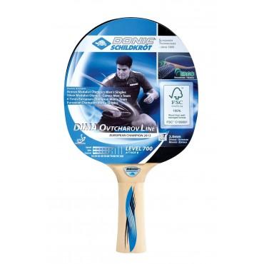 Ракетка для настольного тенниса Donic Schildkrot Ovtcharov 700 2.0
