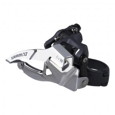 Переключатель передний Sram X7 2X10 LO DM S3 42T Dual Pull