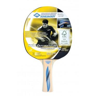 Купить ракетку для настольного тенниса Donic Schildkrot Ovtcharov 500 1.8