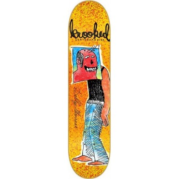 Дека Krooked Worrest Boxhead