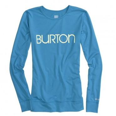 Термофутболка Burton Luxury Midweight Crew W