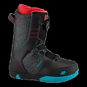 Сноубордические ботинки K2 Vandal 15-16