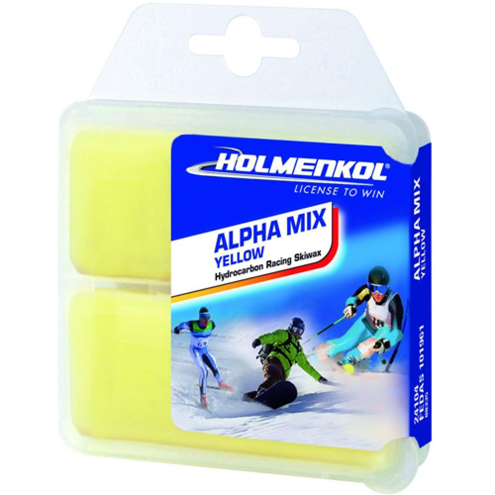Парафин Holmenkol Alphamix Yellow, 24104