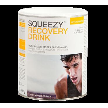 Энергетический напиток Squeezy Recovery Drink