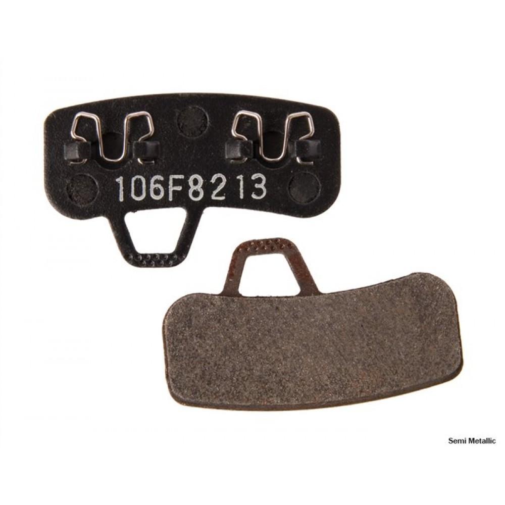 Тормозные колодки Hayes Ace T106 Semi metallic