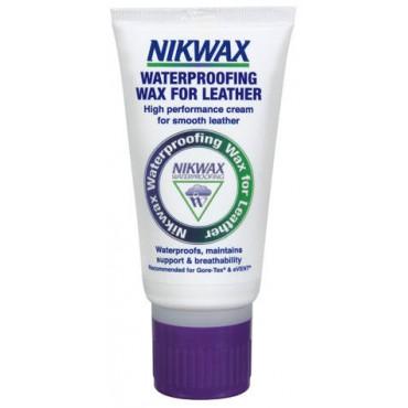 Водоотталкивающий воск для обуви Nikwax wax for leather