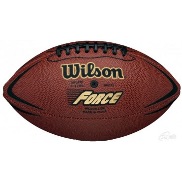 Мяч американского футбола Wilson NFL Force Official Deflate
