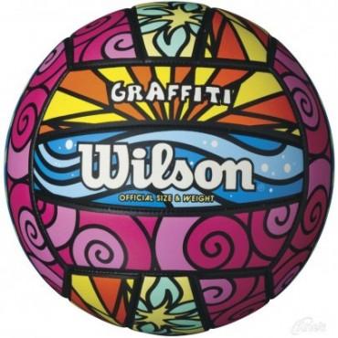 Мяч волейбольный Wilson Graffiti
