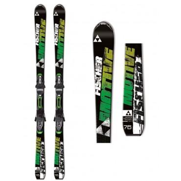 Горные лыжи Fischer Motive 76  RS 11 Powerrail 14-15