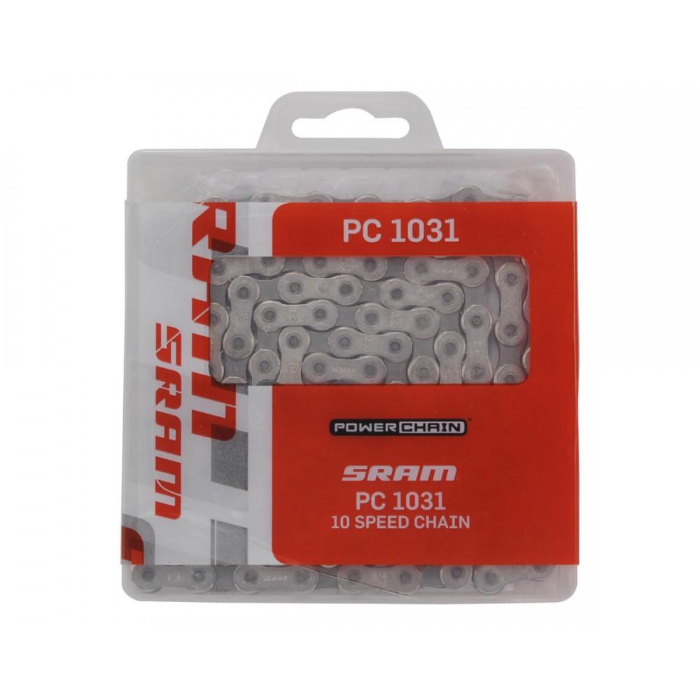 Цепь Sram PC 1031 114 li lnk 10-spd