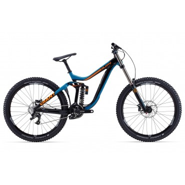 Двухподвесный велосипед Giant Glory 27.5 2 2015