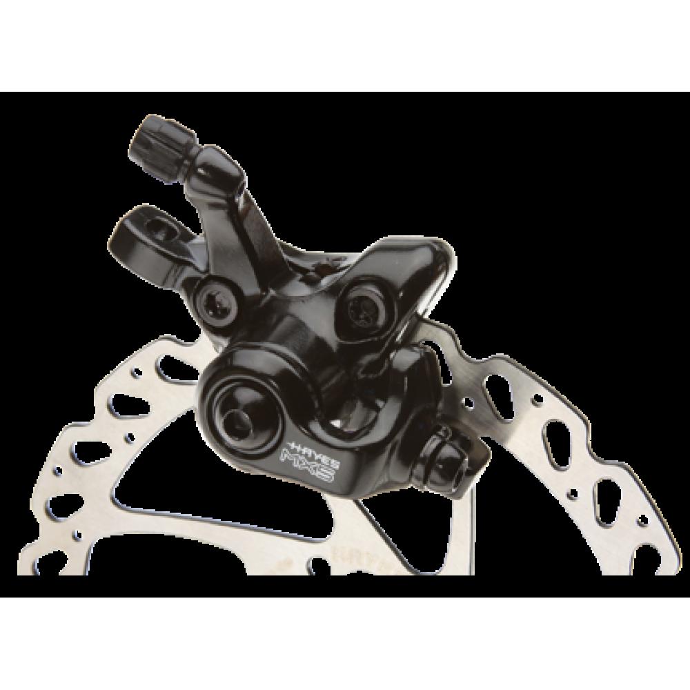 Дисковый механический тормоз Hayes MX-5 + V6 160mm