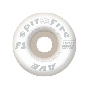 Колеса Spitfire F1Sb Ave Slicks Ii White