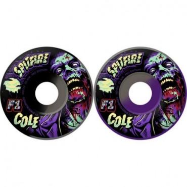 Колеса Spitfire F1Sb Cole Undead Swl Msh