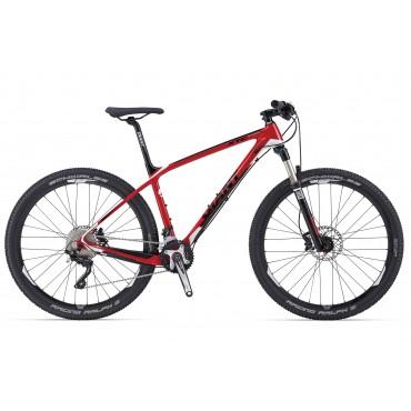 Горный велосипед Giant XTC Advanced 27.5 3 2014