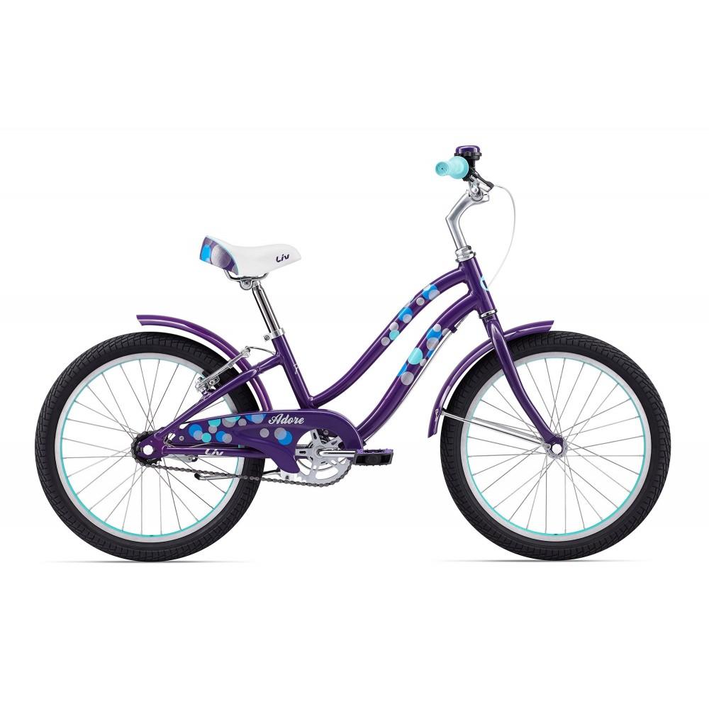 Детский велосипед Giant Liv Adore 20 2017
