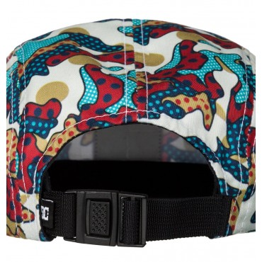 Кепка DC Shoes Cyrcle 5-Panel