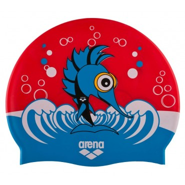 Шапочка для плавания Arena Multi Jr