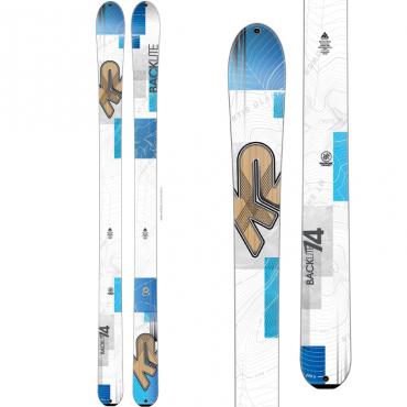 Горные лыжи K2 Backlite 74