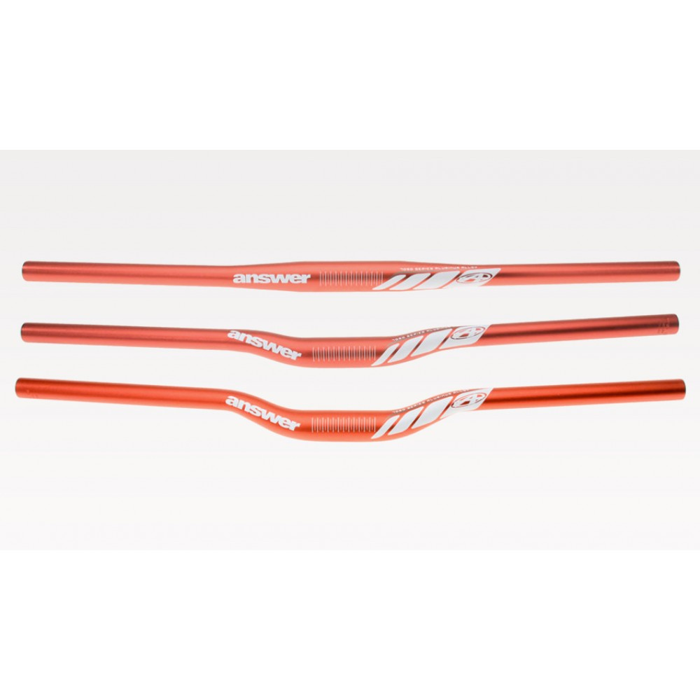 Руль Answer 685 XC 1/2'' Red/White
