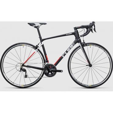 Шоссейный велосипед Cube Attain GTC 2017
